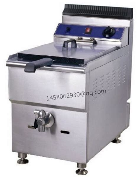 fryer deep gas commercial frying table counter machine equipment kitchen fish fat electric chips capacity basket lpg fryers natural kfc