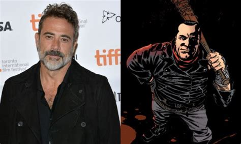 Negan To Be Played By Jeffrey Dean Morgan On The Walking Dead