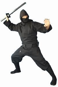 Black Modern Ninja Uniform starting at $24.99 - Ninja ...