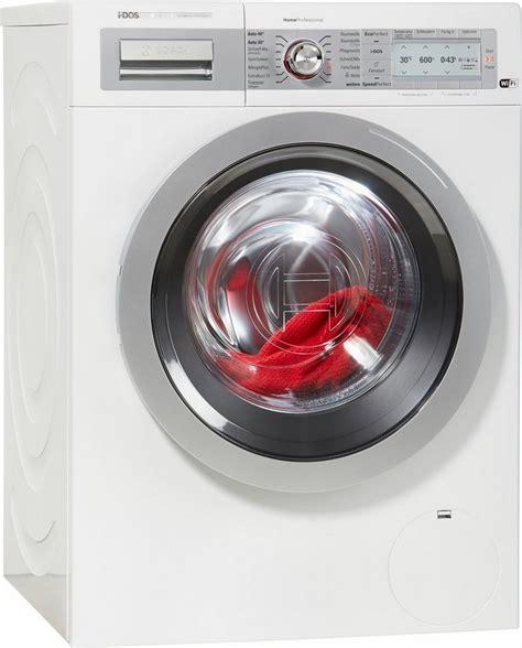 Bosch Waschmaschine Professional by Bosch Waschmaschine Homeprofessional I Dos Wayh2840 A
