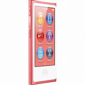 Apple 16GB iPod nano (Pink, 7th Generation) MD475LL/A B&H ...
