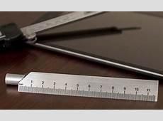 The Tech Force Pen with Ruler Sleeve Gadgetsin
