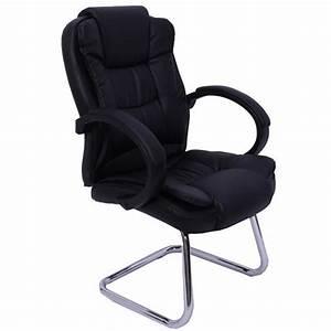 Chaise A Roulette : fauteuil chaise de bureau sans roulette ergonomiqu achat vente chaise de bureau cdiscount ~ Teatrodelosmanantiales.com Idées de Décoration