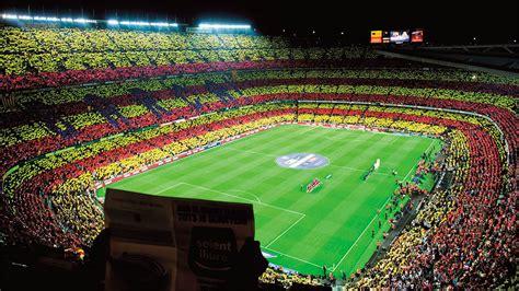 el camp nou meet barcelona