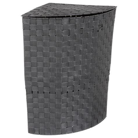 panier 224 linge d angle gris 60cm fonc 233