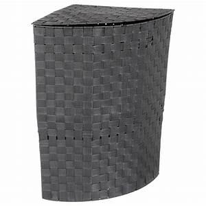 Panier A Linge D Angle : panier linge d 39 angle gris 60cm fonc ~ Teatrodelosmanantiales.com Idées de Décoration
