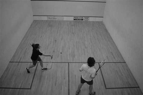 serve  return battle squash company