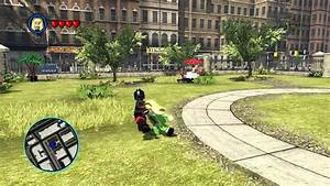 LEGO MARVEL Super Heroes - Black Bolt Kills Gwen Stacy ...