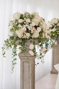 flower arrangements for wedding 25 best ideas about altar flowers on delphinium wedding flower arrangements