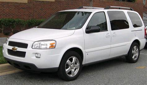 Chevrolet Uplander Wikipedia