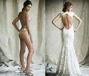 what should i wear under my wedding dress With what do you wear under a wedding dress
