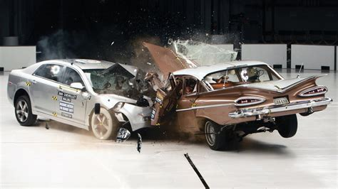 1959 Chevrolet Bel Air Vs. 2009 Chevrolet Malibu Iihs