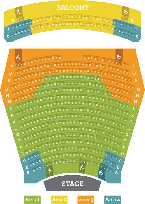 seat maps portland center stage   armory