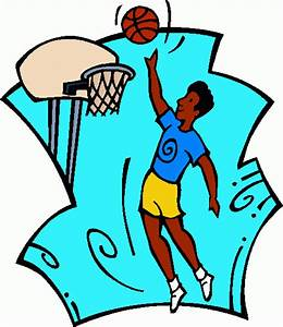 Basketball Player Clipart - The Cliparts