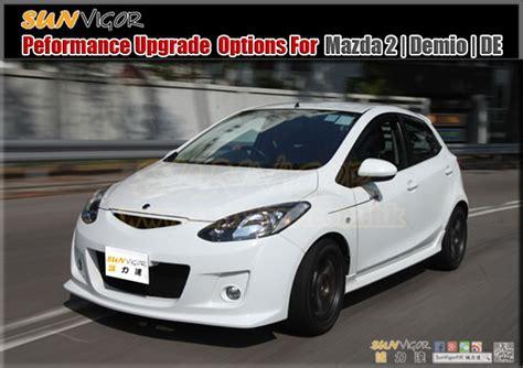 Mazda 2 Modification by Sports Mazda2 De Demio Modification Performance