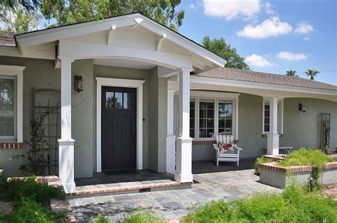 front doors for ranch style homes before and after ranch home exteriors interior design ideas