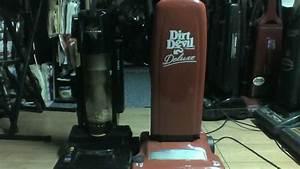 Vacuum Request  Fantom Fury Vs  Dirt Devil Deluxe