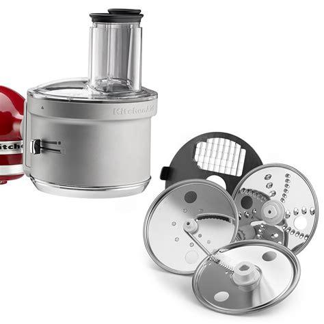 Kitchenaid Food Processor Attachment Best Buy by Kitchenaid Food Processor With Attachment Commercial Style
