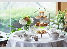 The British tradition of afternoon tea is alive and