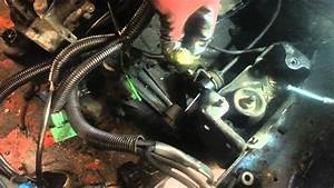 How To Change Replace Reverse Light Switch Sensor Peugeot 206