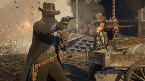 Red Dead Redemption 2  La Beta Pour Le Mode Multijoueur