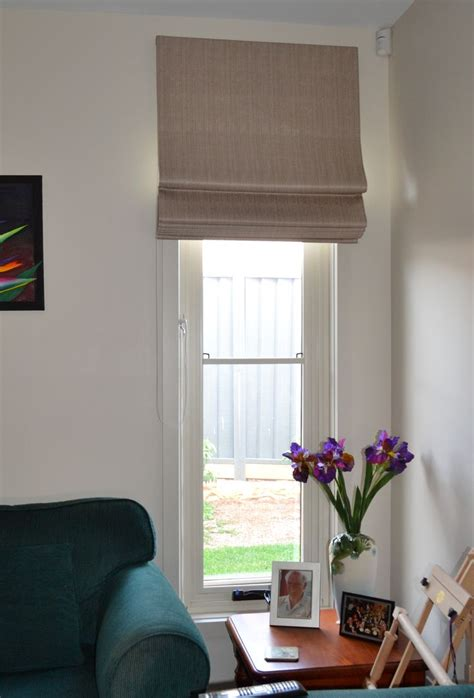roman blinds  great   small window give