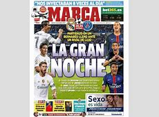 Real Madrid – PSG la presse madrilène met la pression