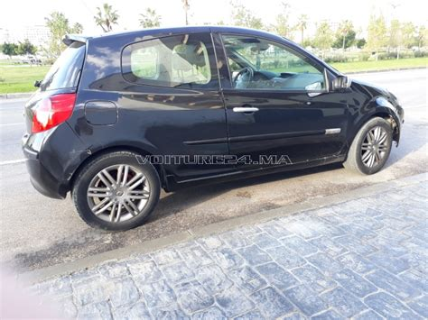 Renault Clio Diesel by Renault Clio 3 Diesel 2006 Diesel Occasion 16945 A Tanger