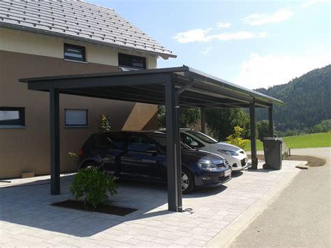 Carport 2  Geländer Torkar