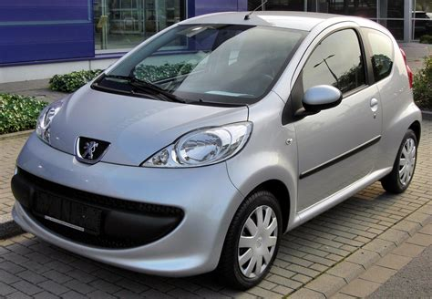 Peugeot 107 2006 Review, Amazing Pictures And Images