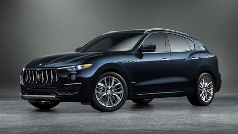 Maserati America by Maserati Levante Edizione Nobile Serie Limitata Per L