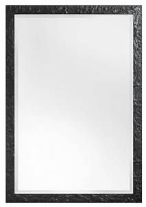 Spiegel Mit Schwarzem Rahmen : metz sch ner spiegel mit schwarzem rahmen ~ Buech-reservation.com Haus und Dekorationen