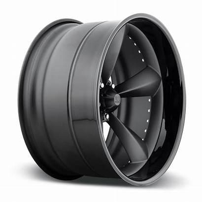 Standard Mags Concave U501 Wheels Lip Center