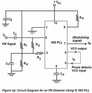 Pll Fm Detector Using Pll Ic 565 Under Repository