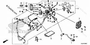 Honda Side By Side 2019 Oem Parts Diagram For Wire Harness