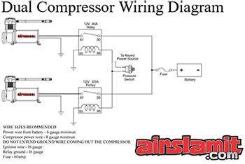 Wiring Diagram For Air Bag Suspension by Air Ride Suspensions Air Suspension Kits Airbag
