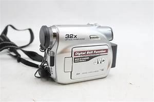 Jvc Digital Video Camera  Model Gr