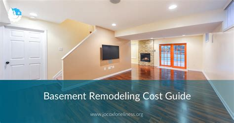 basement remodeling cost guide updated  prices