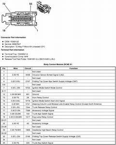 Zr1 Bcm Pinouts - Ls1tech