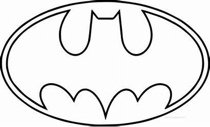 Batman Outline Coloring