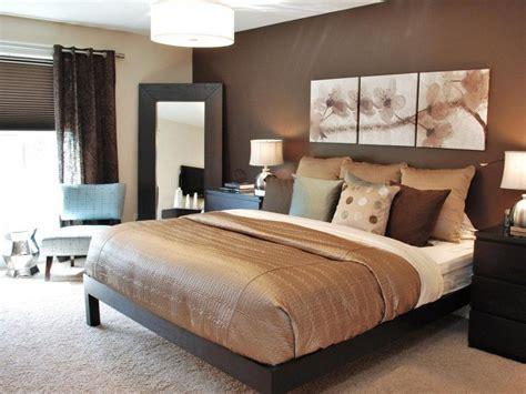 chambre couleur marron couleur de chambre moderne le marron apporte le confort