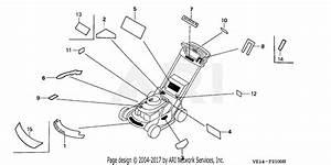 Honda Harmony 215 Parts Diagram