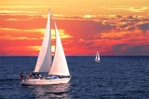 Sailing Boat Types by Sailing Essentials Types Of Boats