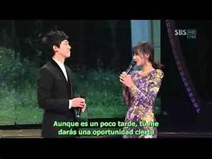 """Lee Seung Gi - Shin Min Ah """"te amo apartir de ahora"""" - YouTube"""