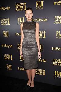 Stephanie Corneliussen at the HFPA and InStyles ...