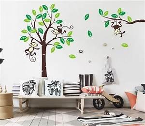 chambre bb arbre arbre photo une fresque dont le design a With chambre bébé design avec vente de fleurs artificielles en gros