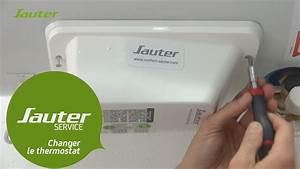 Quand Changer Anode Chauffe Eau : changer le thermostat lectronique du chauffe eau sauter horizontal youtube ~ Melissatoandfro.com Idées de Décoration
