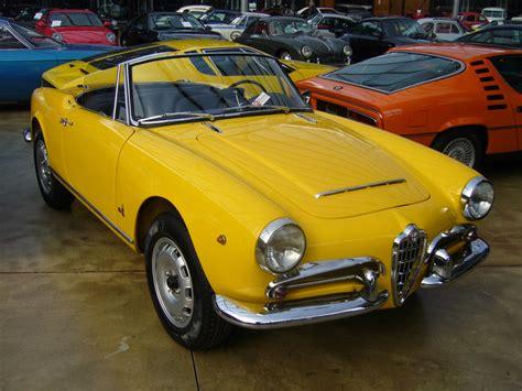Alfa Romeo Giulietta Spider, Alfa Romeo Spider Oldtimer