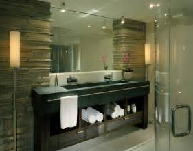 master bathroom and vanity contemporary bathroom