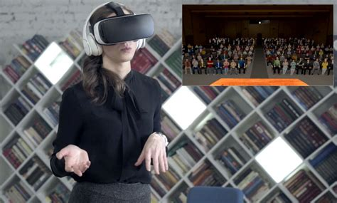 samsung shows  virtual reality   defeat fear